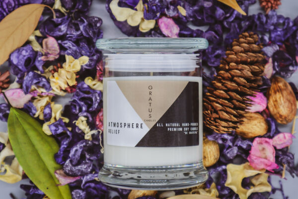 Gratus Candles Atmosphere Relief